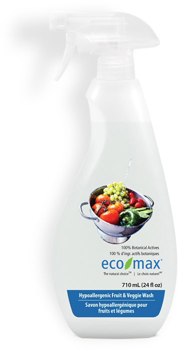 Hypoallergenic Fruit & Veggie Wash